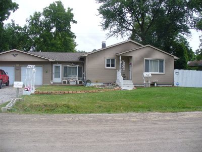 Flint Single Family Home For Sale: 3170 Whitney Street
