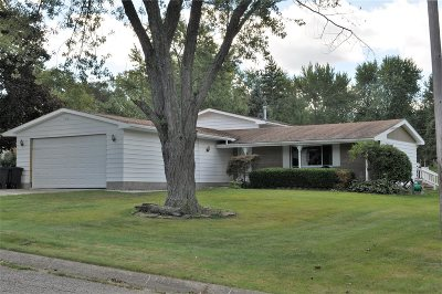Flint Single Family Home Active - In Negotiation: 1377 Heathercrest Drive