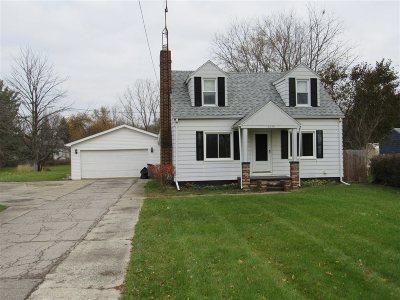Flushing Single Family Home For Sale: 6136 Flushing Road
