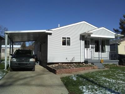 Flint Single Family Home For Sale: 2618 Lester Court