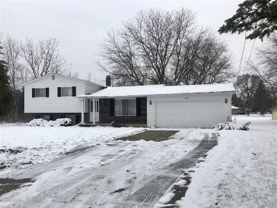 Flushing Single Family Home For Sale: 4206 Woodland Court