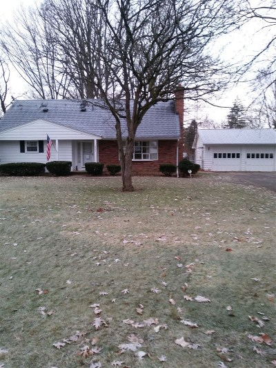 Flushing Single Family Home For Sale: 6503 Luanne Drive