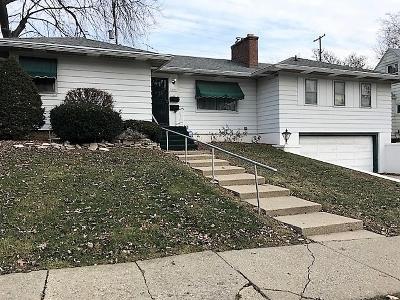 Flint Single Family Home For Sale: 3124 Sherwood Road
