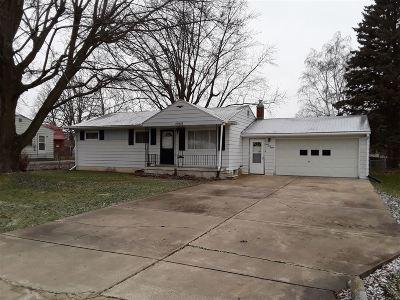 Flint Single Family Home For Sale: 4068 Carmanwood Drive