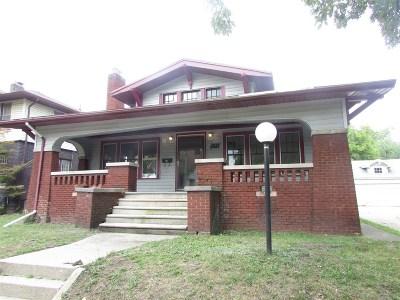 Flint Single Family Home For Sale: 833 E 9th Street
