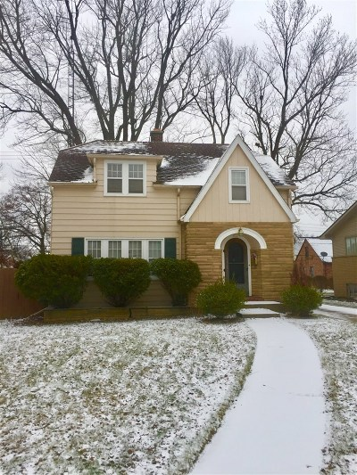 Flint Single Family Home For Sale: 1812 E Second Street