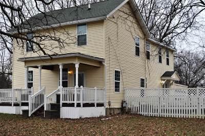 Flint Single Family Home For Sale: 3222 Carpenter Road