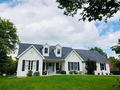 Flushing Single Family Home For Sale: 8310 Beecher Road