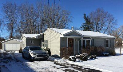 Flushing Single Family Home For Sale: 6025 N Deland Road
