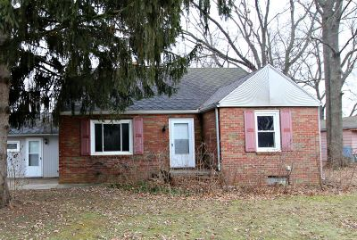 Flint Single Family Home For Sale: 5423 W Court Street