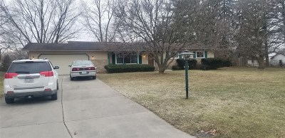 Flint Single Family Home For Sale: 5197 Briarcrest Drive
