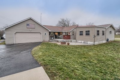 Flint Single Family Home For Sale: 5203 Elko Street