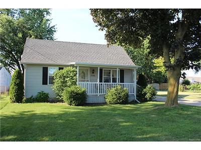 Flint Single Family Home For Sale: 5246 Dania