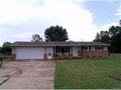 Mt. Morris Single Family Home For Sale: 5020 North Elms