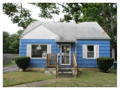 Flint Single Family Home For Sale: 4109 Lawndale