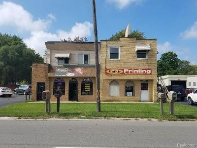 Commercial For Sale: 11326 Allen Road