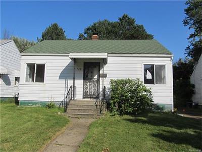 Flint Single Family Home For Sale: 713 Mann