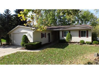 Flushing Single Family Home For Sale: 3203 Morrish