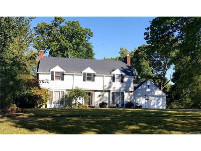 Flint Single Family Home For Sale: 3402 Westwood