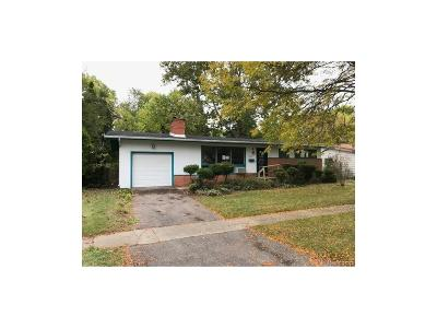 Flint Single Family Home For Sale: 3626 Kent
