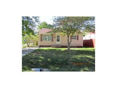 Mt. Morris Single Family Home For Sale: 4037 Beryl