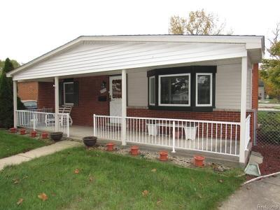 Single Family Home Sold: 25751 Haskell