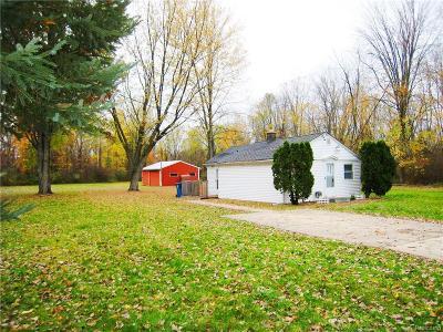 Clayton Single Family Home For Sale: 2122 Van Vleet