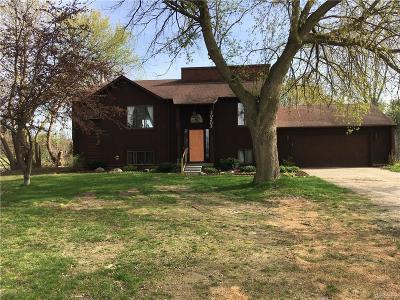 Clayton Single Family Home For Sale: 10203 Corunna