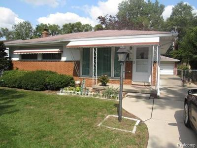 Single Family Home Sold: 25620 Champaign