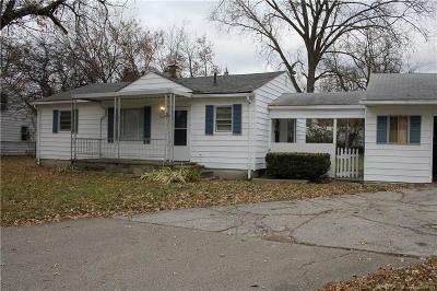 Flint Single Family Home For Sale: 3100 Stratford
