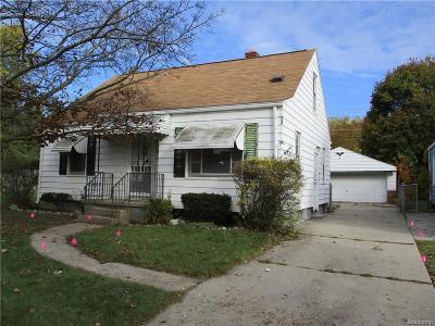 Flint Single Family Home For Sale: 2738 Berkley