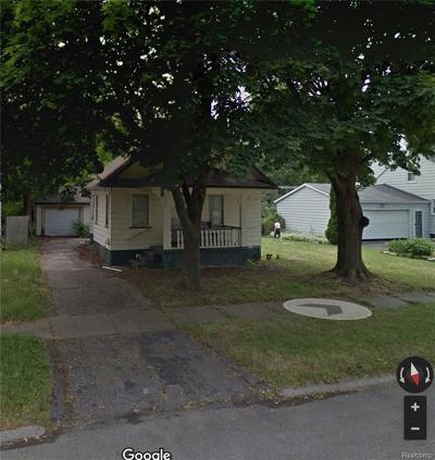 Flint Single Family Home For Sale: 3417 Augusta