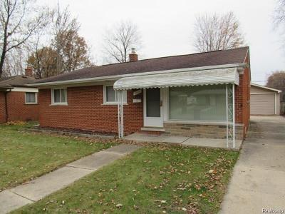 Single Family Home Sold: 9550 Merrick