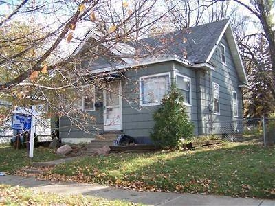 Flint Single Family Home For Sale: 819 Bloor Avenue