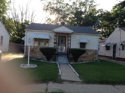 Flint Single Family Home For Sale: 3601 Brownell Boulevard