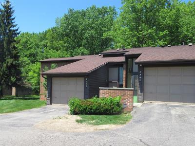 Flint Single Family Home For Sale: 2062 Walden Court