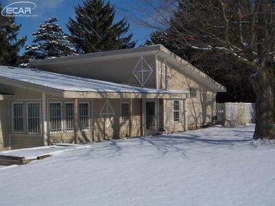 Montrose Single Family Home For Sale: 11008 Morrish Road