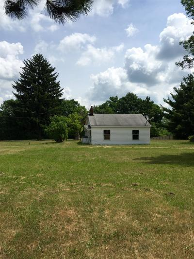 Montrose Single Family Home For Sale: 10512 Seymour Road