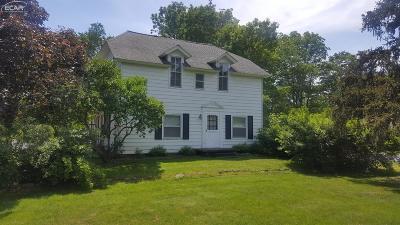 Flushing Single Family Home For Sale: 6235 Flushing Road