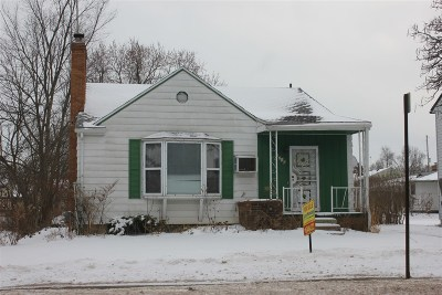 Flint Single Family Home For Sale: 2710 Lapeer Road