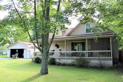 Montrose Single Family Home For Sale: 12283 Nichols Road
