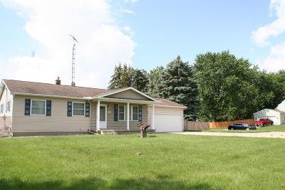 Flushing Single Family Home For Sale: 8169 Carpenter Road