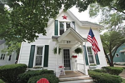Flushing Single Family Home For Sale: 115 South Beech Street