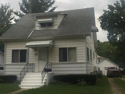 Mt. Morris Single Family Home For Sale: 1115 Howard Street