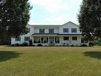 Montrose Single Family Home For Sale: 8335 Farrand Road