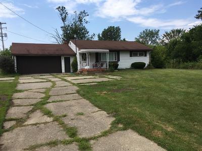 Mt. Morris Single Family Home For Sale: 7073 North Clio Road
