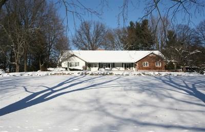 Flint Single Family Home For Sale: 1089 Dye Krest Drive