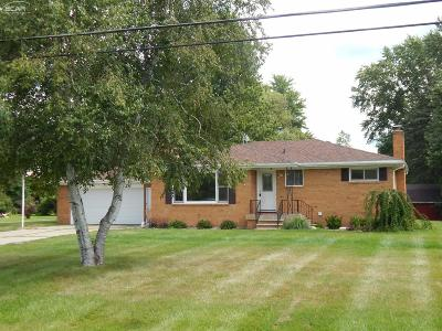 Flushing Single Family Home For Sale: 4426 North Elms Road