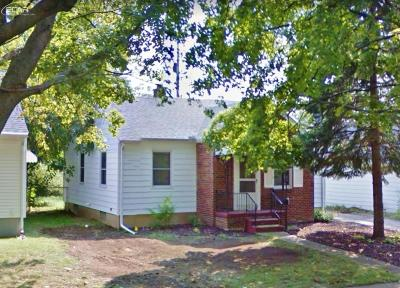 Flint Single Family Home For Sale: 2012 Tuscola Avenue