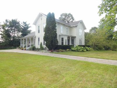 Flushing Single Family Home For Sale: 6501 River Road